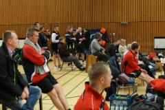 1. & 2. Herren vs. SV Molbergen & VfL Emslage am 13.11.2015