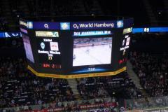 1. Herren vs. SG SW Oldenburg mit Party in Oldenburg, Hamburg Freezers, Tagesschau und NDR Sportclub am 09./10.03.2013