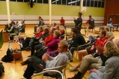 1. Herren vs. Spvg. Niedermark am 25.11.2009