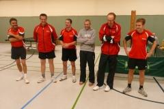 1. Herren vs. SSC Dodesheide am 31.10.2009