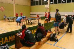 1. Herren vs. TSG Burg Gretesch am 17.03.2010