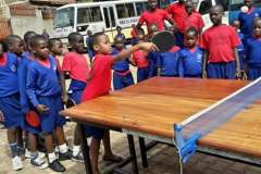 Noah Kersting: TT-Projekt in Uganda