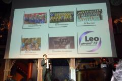 Leo Award 2012 im Alando Palais am 02.02.2013