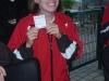 Katrin Pech freut sich auf eine Partie Minigolf!