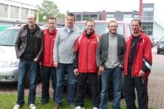 Relegation der 1. Herren in Meppen am 08.04.2010