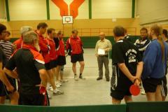 Relegation in Belm - Das Wunder von Belm am 07.05.2011