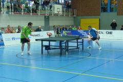 TT-Showmatch in Bad Laer mit Jörg Roßkopf & Steffen Fetzner am 28.04.2011