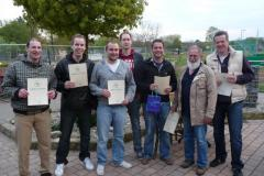 Vereinsmeisterschaften 2011 am 16.04.2011