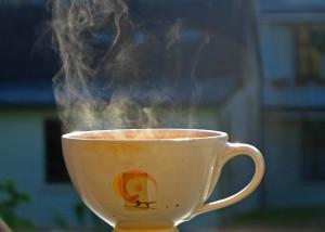 Abwarten und Tee trinken muss jetzt die 9. Foto: J. Kruse