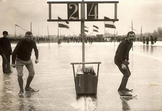 Rückrundenstart in der Landesliga (Fotograf unbekannt, Nationaal Archief, via flickr.com)