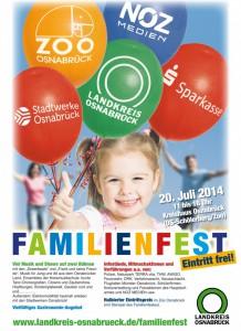 Familienfest des Landkreises (Quelle: Presestelle des LK OS)