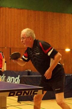 8. Herren: Mathias Eckardt in Aktion